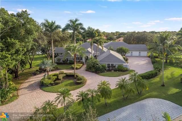 7101 Cutter Ct, Parkland, FL 33067 (MLS #F10206867) :: Green Realty Properties