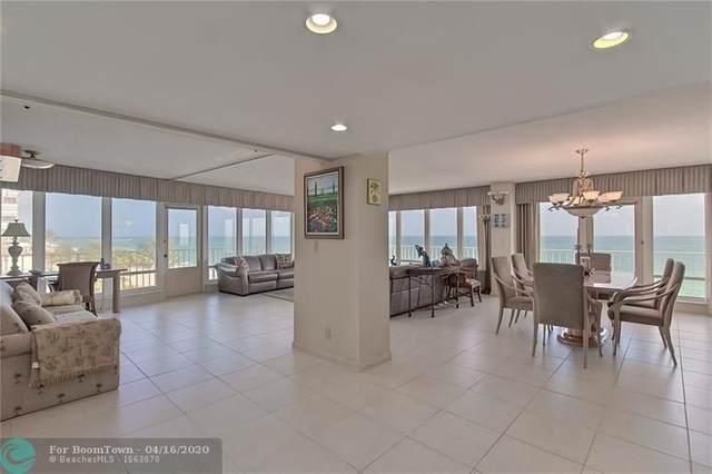 4100 Galt Ocean Dr #414, Fort Lauderdale, FL 33308 (#F10207365) :: Posh Properties