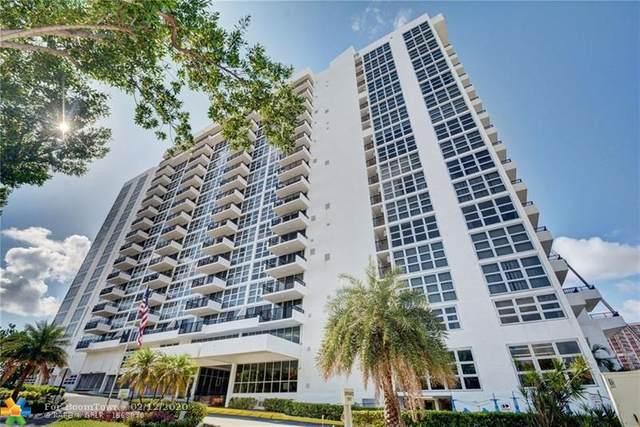 531 N Ocean Blvd #505, Pompano Beach, FL 33062 (MLS #F10207641) :: Castelli Real Estate Services