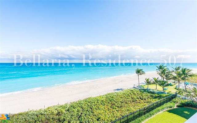 3000 S Ocean Boulevard #507, Palm Beach, FL 33480 (MLS #F10208621) :: Berkshire Hathaway HomeServices EWM Realty