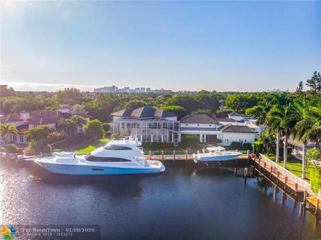 1 Bay Colony Dr, Fort Lauderdale, FL 33308 (MLS #F10208716) :: The Howland Group