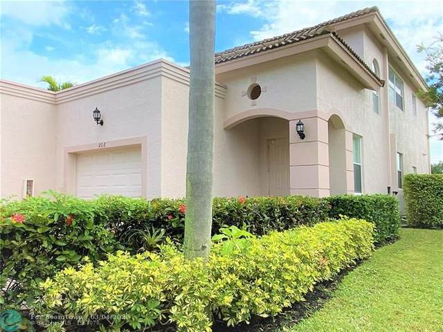 8034 Aberdeen Dr #202, Boynton Beach, FL 33472 (MLS #F10209158) :: THE BANNON GROUP at RE/MAX CONSULTANTS REALTY I