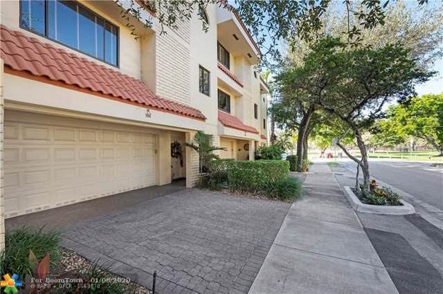 1404 NE 9th St #1404, Fort Lauderdale, FL 33304 (MLS #F10209860) :: The Howland Group