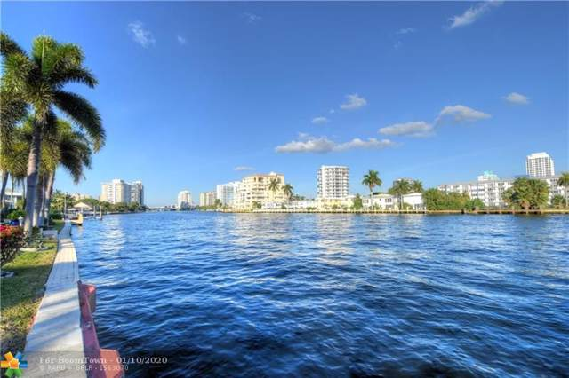 536 Intracoastal Dr, Fort Lauderdale, FL 33304 (MLS #F10209982) :: The Howland Group