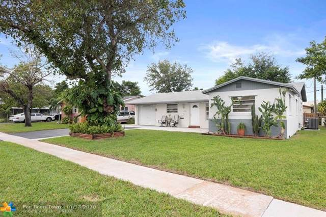 6731 NW 7th Ct, Margate, FL 33063 (MLS #F10210898) :: Green Realty Properties