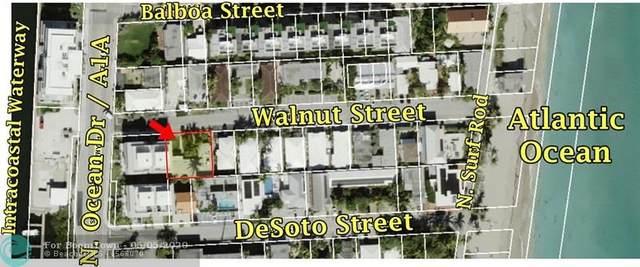 350 Walnut St, Hollywood, FL 33019 (#F10211038) :: Ryan Jennings Group