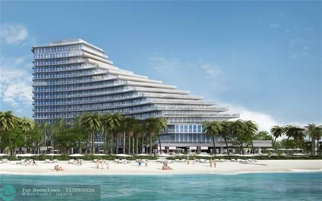 2200 N Ocean Blvd N902, Fort Lauderdale, FL 33305 (#F10211052) :: Posh Properties