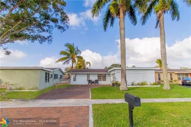11831 NW 31st St, Sunrise, FL 33323 (MLS #F10211454) :: Patty Accorto Team