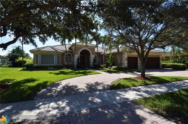 13062 SW 40th St, Davie, FL 33330 (MLS #F10211490) :: Green Realty Properties