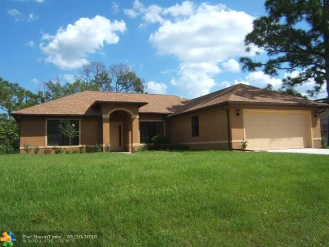 5302 Hickory Dr, Fort Pierce, FL 34982 (MLS #F10211566) :: Green Realty Properties
