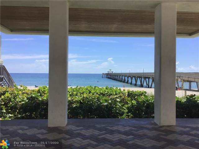 505 NE 20th Ave #112, Deerfield Beach, FL 33441 (MLS #F10211741) :: Castelli Real Estate Services