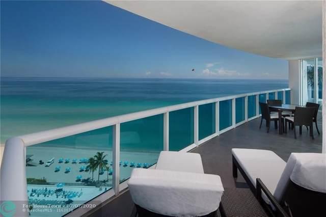 2711 S Ocean Dr #1502, Hollywood, FL 33019 (MLS #F10211746) :: Patty Accorto Team