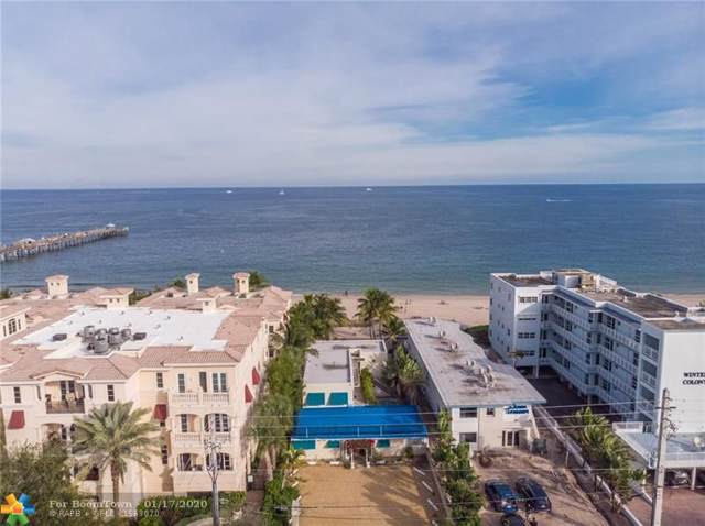4312 El Mar Dr, Lauderdale By The Sea, FL 33308 (MLS #F10211802) :: Castelli Real Estate Services