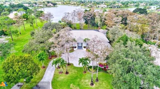 7207 E Cypresshead Dr, Parkland, FL 33067 (MLS #F10211834) :: Green Realty Properties