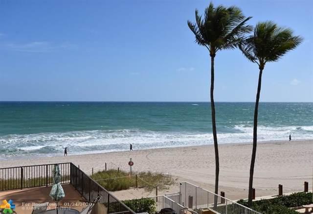 4228 El Mar Dr #303, Lauderdale By The Sea, FL 33308 (MLS #F10211963) :: GK Realty Group LLC