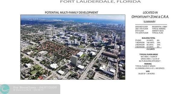 199 NW 5th Ave, Fort Lauderdale, FL 33311 (MLS #F10212216) :: Berkshire Hathaway HomeServices EWM Realty