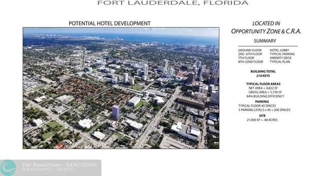 101 NW 5th Ave, Fort Lauderdale, FL 33311 (MLS #F10212227) :: Berkshire Hathaway HomeServices EWM Realty