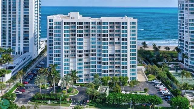 1620 S Ocean Blvd 4E, Lauderdale By The Sea, FL 33062 (MLS #F10212247) :: Green Realty Properties