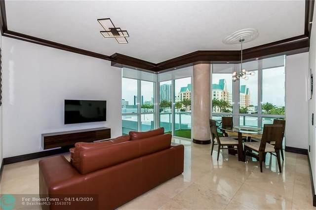 111 SE 8th Ave #1005, Fort Lauderdale, FL 33301 (MLS #F10212263) :: Berkshire Hathaway HomeServices EWM Realty