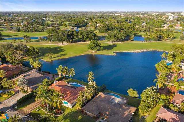 9537 Sea Turtle Dr, Plantation, FL 33324 (MLS #F10212514) :: Green Realty Properties