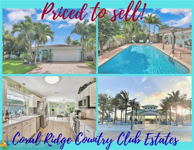 4740 NE 27th Ave, Fort Lauderdale, FL 33308 (MLS #F10212725) :: Green Realty Properties