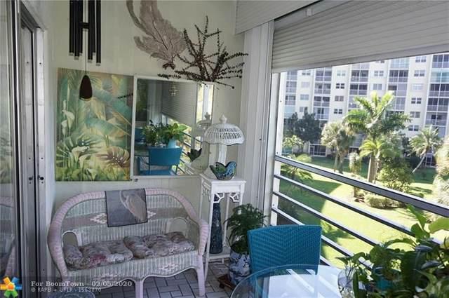 2731 NE 14th Street Cswy #428, Pompano Beach, FL 33062 (#F10212737) :: Posh Properties