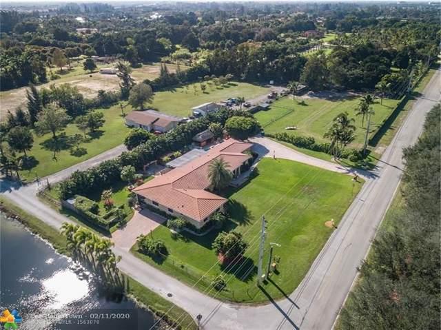 12800 SW 33rd St, Miramar, FL 33027 (MLS #F10212926) :: The Paiz Group