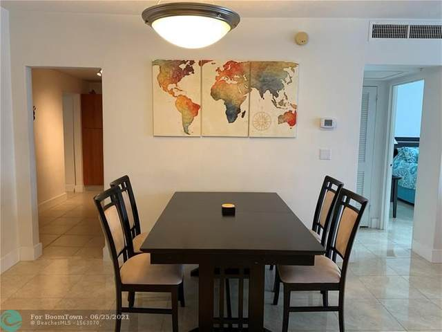 3000 S Ocean Dr #306, Hollywood, FL 33019 (#F10212951) :: Treasure Property Group