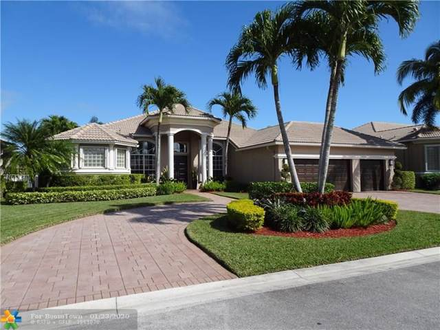 6140 NW 53rd Cir, Coral Springs, FL 33067 (MLS #F10213103) :: Green Realty Properties