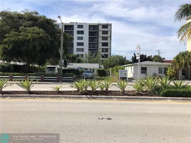 2313 & 2317 N Ocean Blvd, Fort Lauderdale, FL 33305 (MLS #F10213321) :: Berkshire Hathaway HomeServices EWM Realty