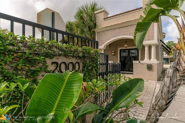 2000 S Andrews Ave, Fort Lauderdale, FL 33316 (MLS #F10213516) :: The Paiz Group