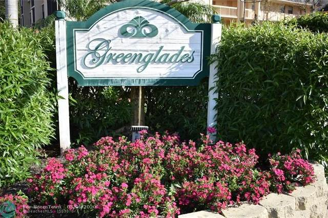 8437 Forest Hills Dr 108-G, Coral Springs, FL 33065 (#F10213954) :: Realty100