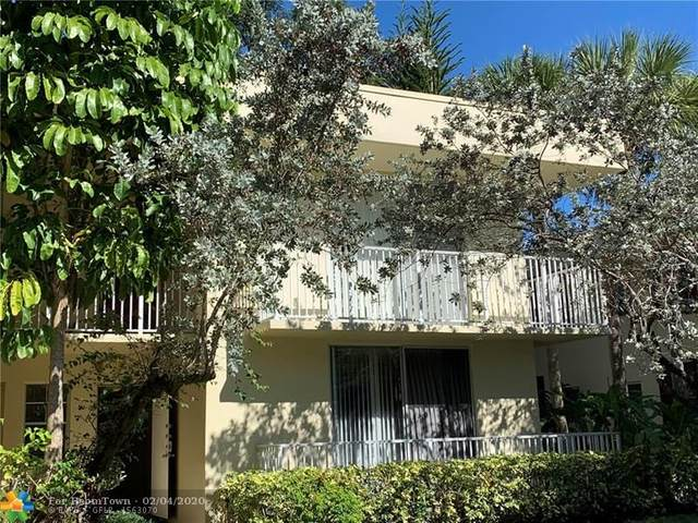 3205 N Palm Aire Dr #109, Pompano Beach, FL 33069 (MLS #F10213972) :: Green Realty Properties