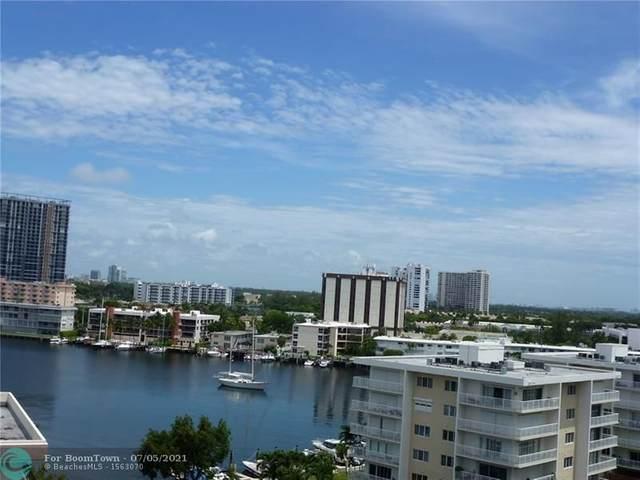 137 Golden Isles Dr #909, Hallandale Beach, FL 33009 (#F10213997) :: Dalton Wade
