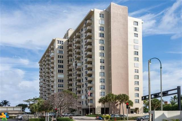 2000 S Ocean Blvd 3P, Lauderdale By The Sea, FL 33062 (MLS #F10214111) :: Castelli Real Estate Services