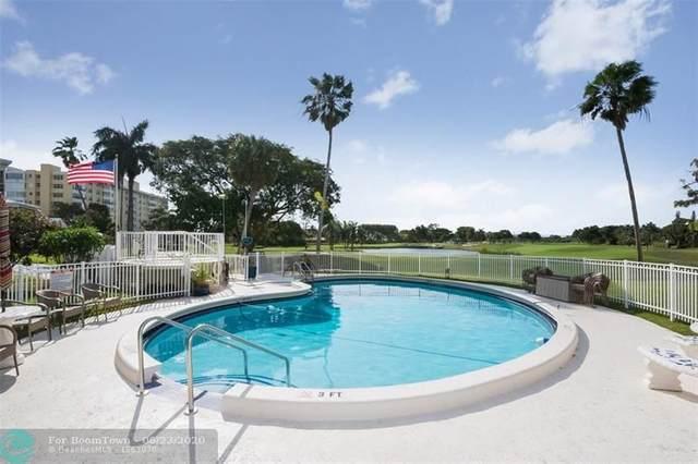 4836 NE 23rd Ave #10, Fort Lauderdale, FL 33308 (MLS #F10214298) :: Berkshire Hathaway HomeServices EWM Realty