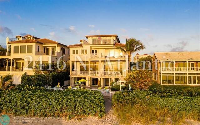 2416 N Atlantic Blvd, Fort Lauderdale, FL 33305 (#F10214381) :: Ryan Jennings Group