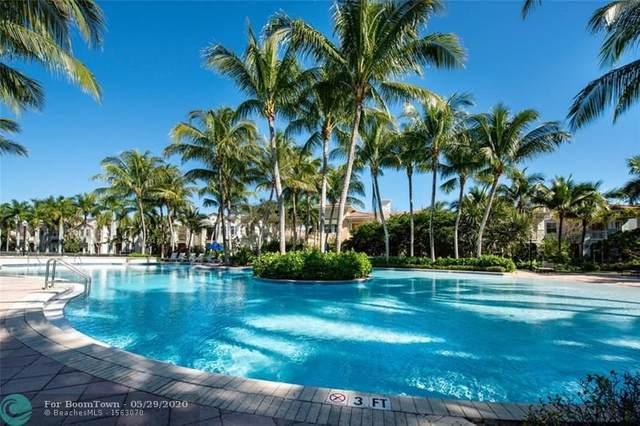2955 NW 126th Ave #411, Sunrise, FL 33323 (MLS #F10214412) :: Berkshire Hathaway HomeServices EWM Realty