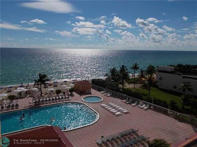 19201 Collins Ave #247, Sunny Isles Beach, FL 33160 (MLS #F10214550) :: Green Realty Properties