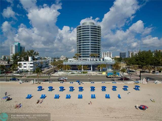 701 N Fort Lauderdale Beach #504, Fort Lauderdale, FL 33304 (MLS #F10214763) :: Green Realty Properties