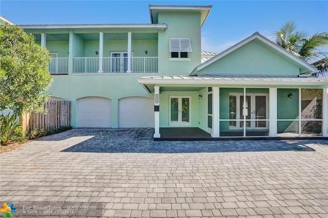 3616 NE 22nd Ave #3616, Fort Lauderdale, FL 33308 (MLS #F10215359) :: Green Realty Properties