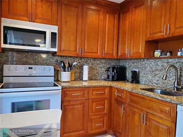4050 NW 42nd Ave #219, Lauderdale Lakes, FL 33319 (#F10215423) :: Posh Properties