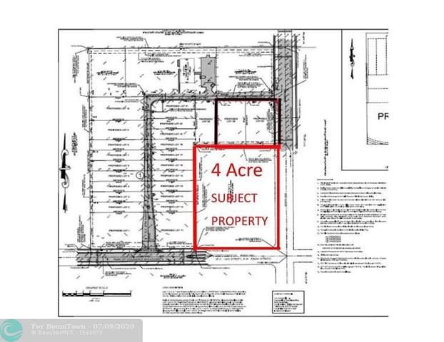 Park Of Commerce, Homestead, FL 33035 (MLS #F10215546) :: Berkshire Hathaway HomeServices EWM Realty