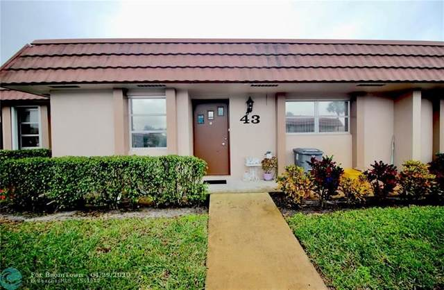 5725 Fernley Dr #43, West Palm Beach, FL 33415 (MLS #F10215563) :: THE BANNON GROUP at RE/MAX CONSULTANTS REALTY I