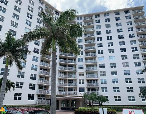 301 N Ocean Blvd #1201, Pompano Beach, FL 33062 (MLS #F10216028) :: Green Realty Properties