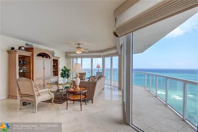 6051 N Ocean Dr #1401, Hollywood, FL 33019 (MLS #F10216055) :: Castelli Real Estate Services