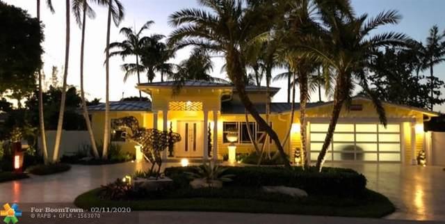 2433 NE 22nd Ter, Fort Lauderdale, FL 33305 (MLS #F10216082) :: The Paiz Group
