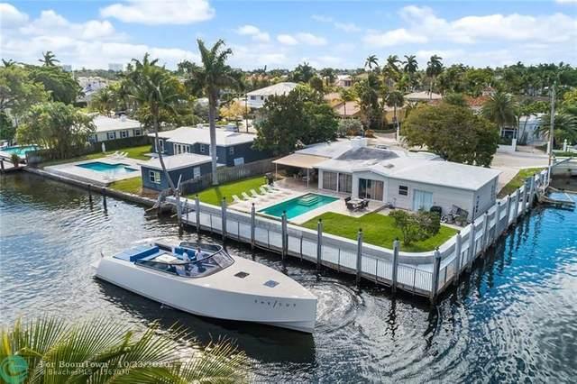 500 Riviera Dr, Fort Lauderdale, FL 33301 (#F10216273) :: Ryan Jennings Group