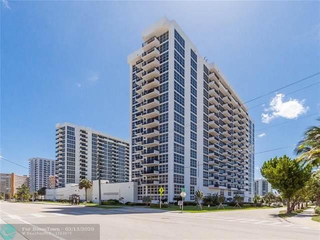 531 N Ocean Blvd #712, Pompano Beach, FL 33062 (MLS #F10216327) :: The O'Flaherty Team