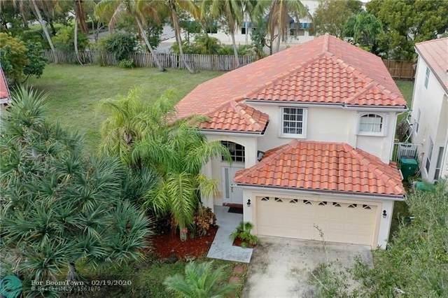 2504 Cardamon Ave, Cooper City, FL 33026 (MLS #F10217307) :: Green Realty Properties